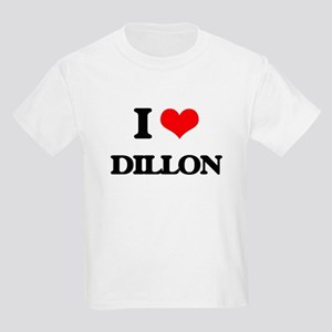 I Love Dillon T-Shirt