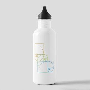 Fibonacci Stainless Water Bottle 1.0L