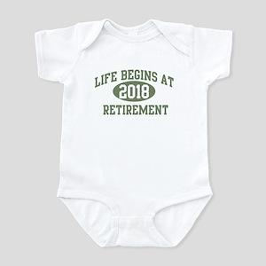 Life begins 2018 Infant Bodysuit