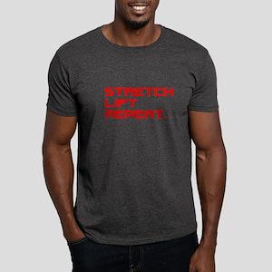 STRETCH, LIFT, REPEAT. Dark T-Shirt