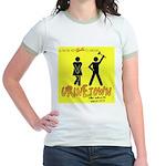 Urinetown Jr. Ringer T-Shirt