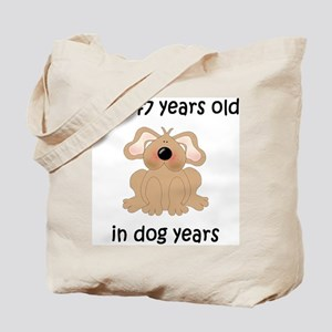 21 dog years 5 Tote Bag
