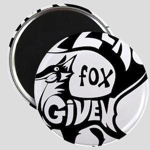 Zero Fox Given Magnets