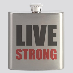 Live Strong Flask