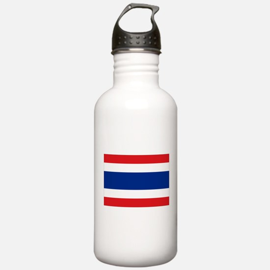 Armenian flag Water Bottle
