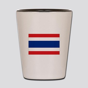 Armenian flag Shot Glass