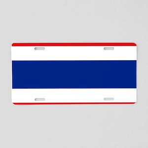 Armenian flag Aluminum License Plate