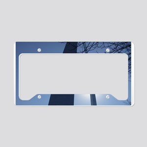 Gateway Arch License Plate Holder