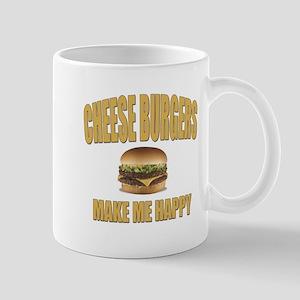 Cheeseburgers-Design 1 Mugs