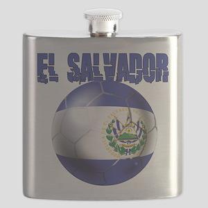 Futbol de El Salvador Flask