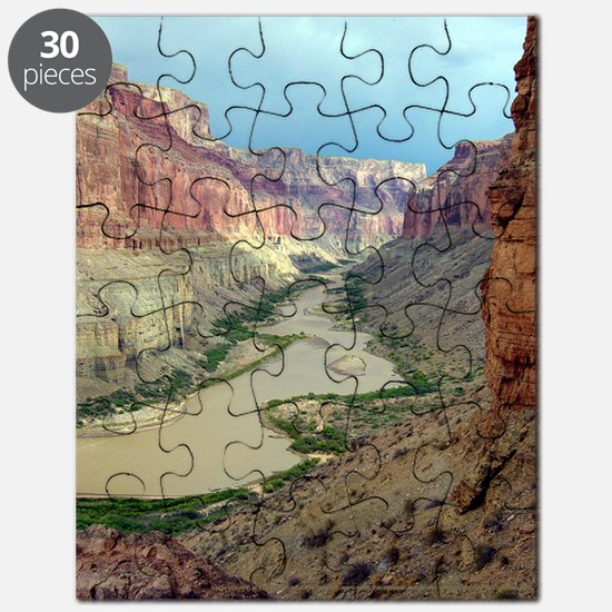 Marble Canyon Puzzle