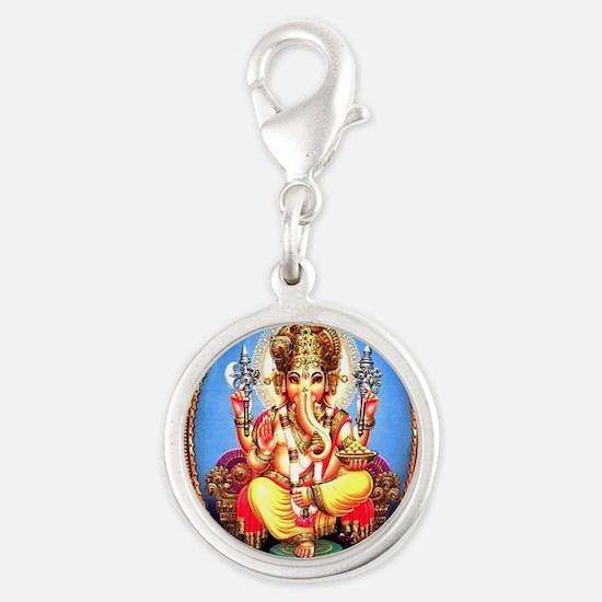 Ganesh / Ganesha Indian Elephant Hindu Deit Charms
