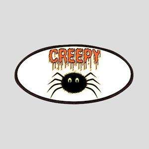 Creepy Spider Patches