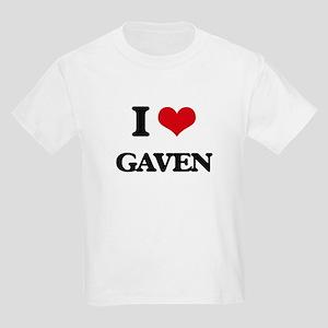 I Love Gaven T-Shirt