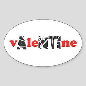 antitine Sticker (Oval)