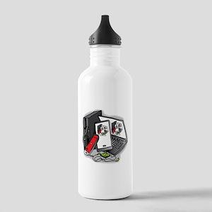 Tech Frenzy 2015 Water Bottle