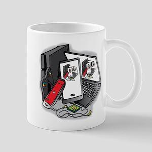 Tech Frenzy 2015 Mugs