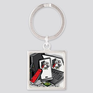 Tech Frenzy 2015 Keychains