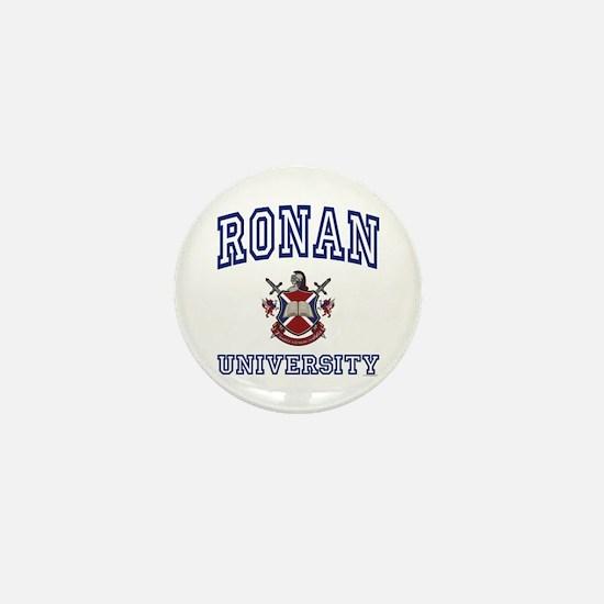 RONAN University Mini Button