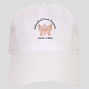 Endometrial Cancer Butterfly 6.1 Cap