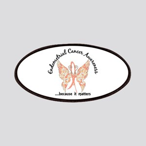 Endometrial Cancer Butterfly 6.1 Patches