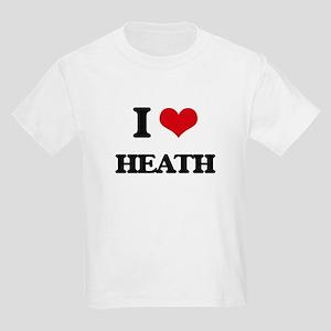 I Love Heath T-Shirt