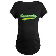 Retro Tanzania T-Shirt