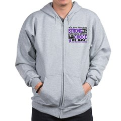 Chiari How Strong We Are Zip Hoodie