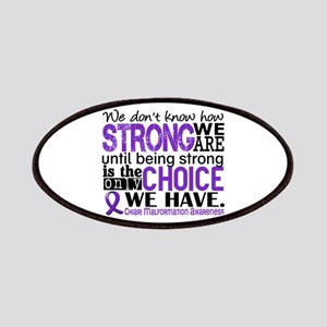 Chiari How Strong We Are Patches