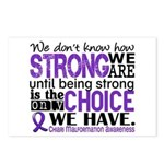 Chiari How Strong We Are Postcards (Package of 8)