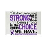 Chiari How Strong We Ar Rectangle Magnet (10 pack)