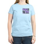 Chiari How Strong We Are Women's Light T-Shirt