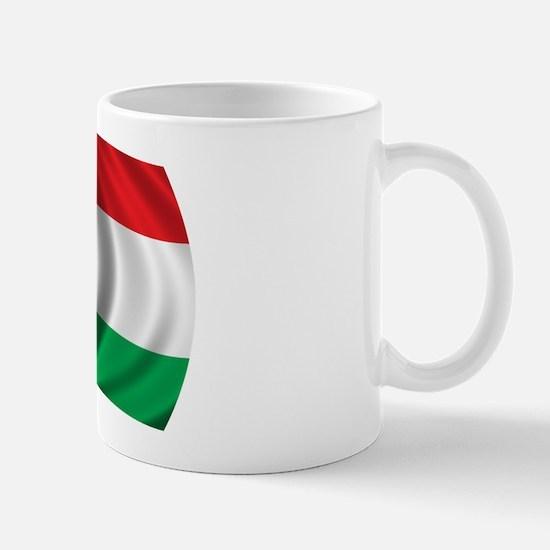 Wavy Tajikistan Flag Mug