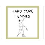 tennis joke Posters