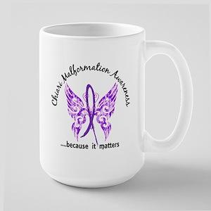 Chiari Butterfly 6.1 Large Mug