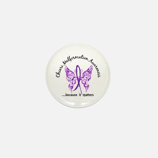 Chiari Butterfly 6.1 Mini Button