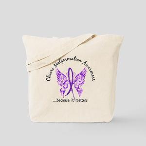 Chiari Butterfly 6.1 Tote Bag