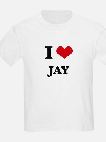 I Love Jay T-Shirt