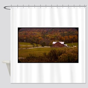 101214-23 Shower Curtain