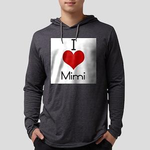 mimi Mens Hooded Shirt