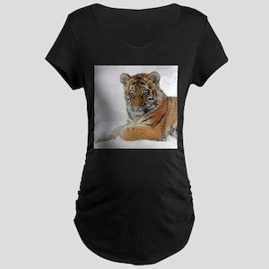 Tiger_2015_0103 Maternity T-Shirt
