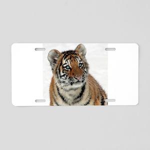 Tiger_2015_0107 Aluminum License Plate