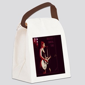 Absolutely Barking Stars Canvas Lunch Bag