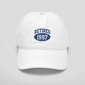 Retired 1997 (blue) Cap