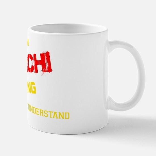 Funny Chachi Mug