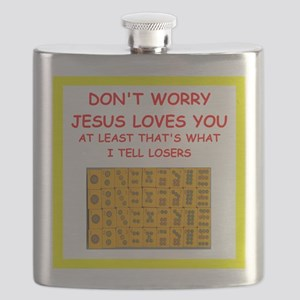 mahjong joke Flask