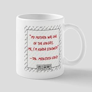 ONE OF THE GREATS Mug