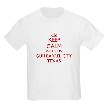 Gun barrel city texas tee qUX93S1D