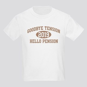 Hello Pension 2019 Kids Light T-Shirt