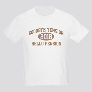 Hello Pension 2018 Kids Light T-Shirt